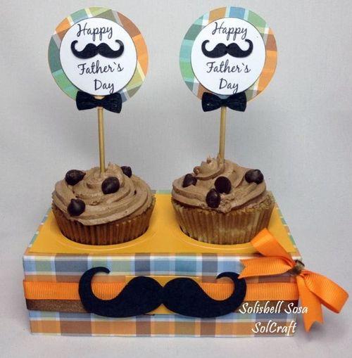 Cupcake holder - Solisbell Sosa