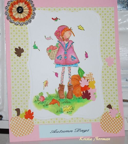 Welcome fall - Krista Norman