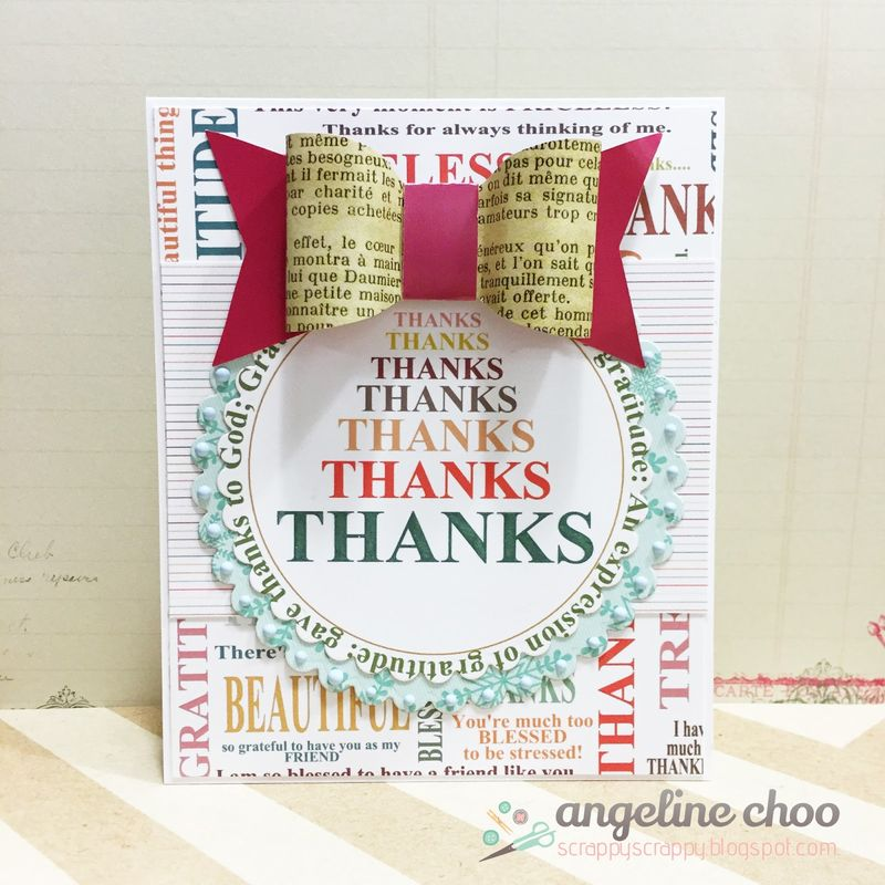 Angeline Choo - WITH GRATITUDE