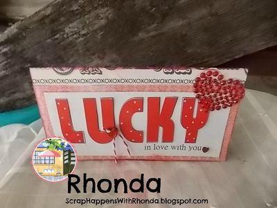 Rhonda -lucky big expressions