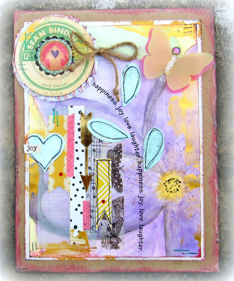 Mitra pratt - Sentiment stems and flower tops
