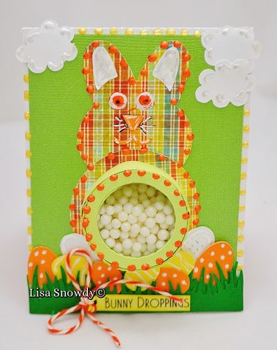 Diane hover - easter treat cups