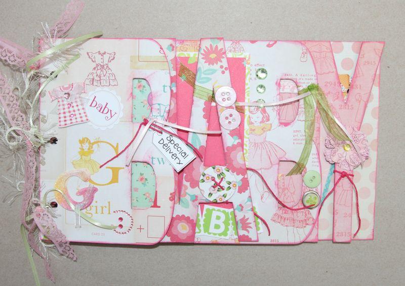 Baby word book - Krista Hong