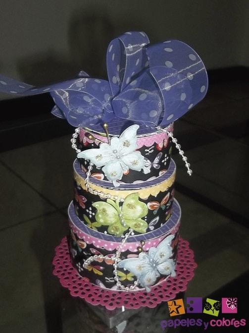Doris molina - 3 tier cake