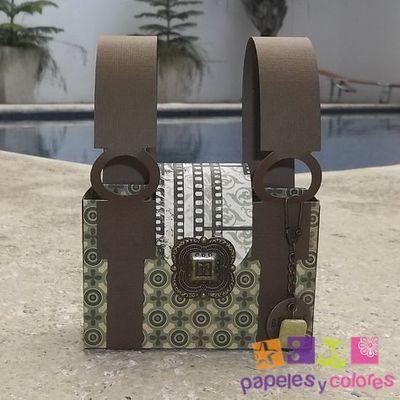 Assorted purse box - doris molina