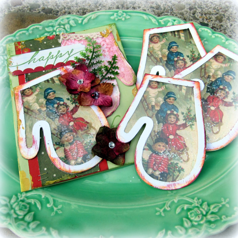 CHRISTMAS SHAKER - Mitra pratt