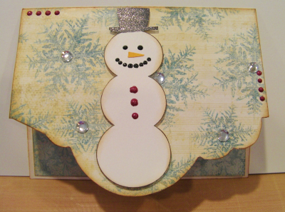 Christmas card fun - Rhonda Zmikly