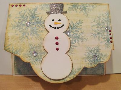 Christmas card fun - Rhonda Zmikly