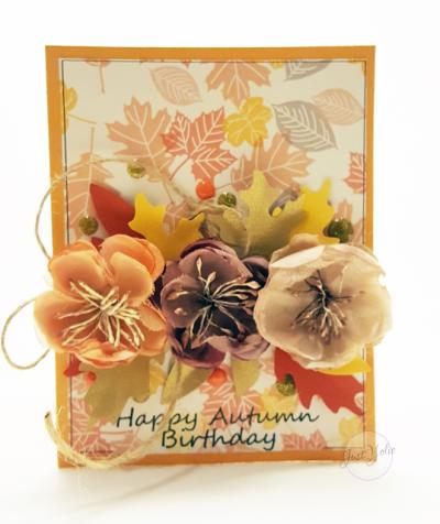 Autumn sentiment card frames - yolie