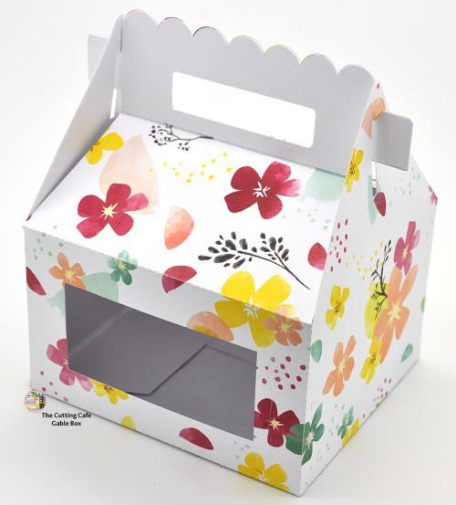 Gable box display