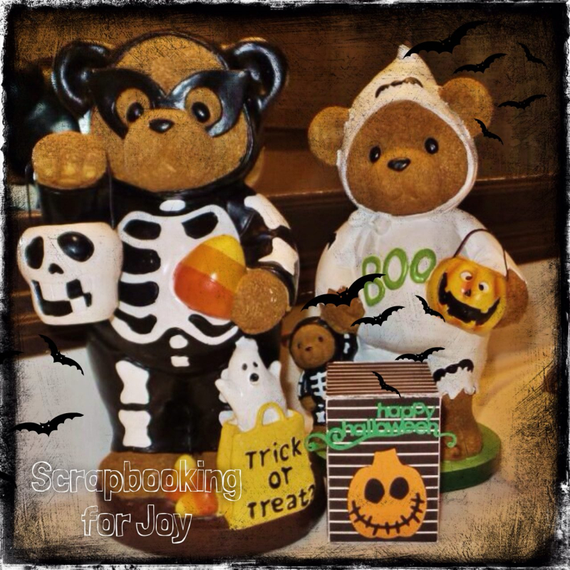 Halloween and fall milk cartons -mona curko