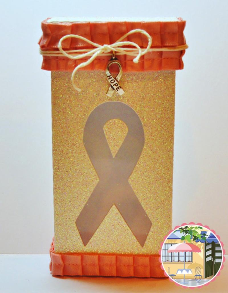 Ribbon tic tac box - rhonda zmikly