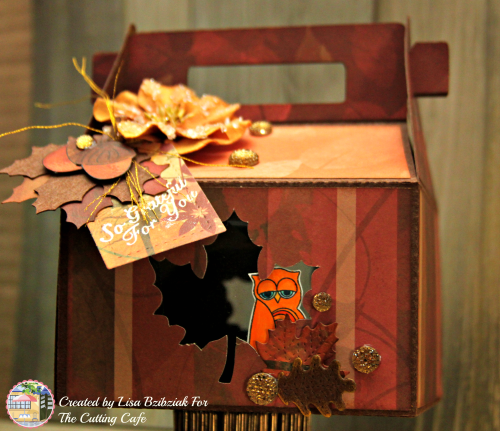 Lisa - gable box