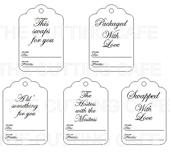 SWAPPERS DELIGHT TAGS