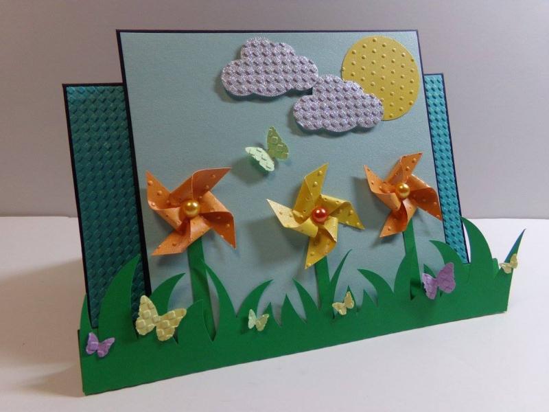 Pinwheels - audrey long