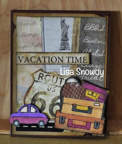 Lisa S. - its road trip time again
