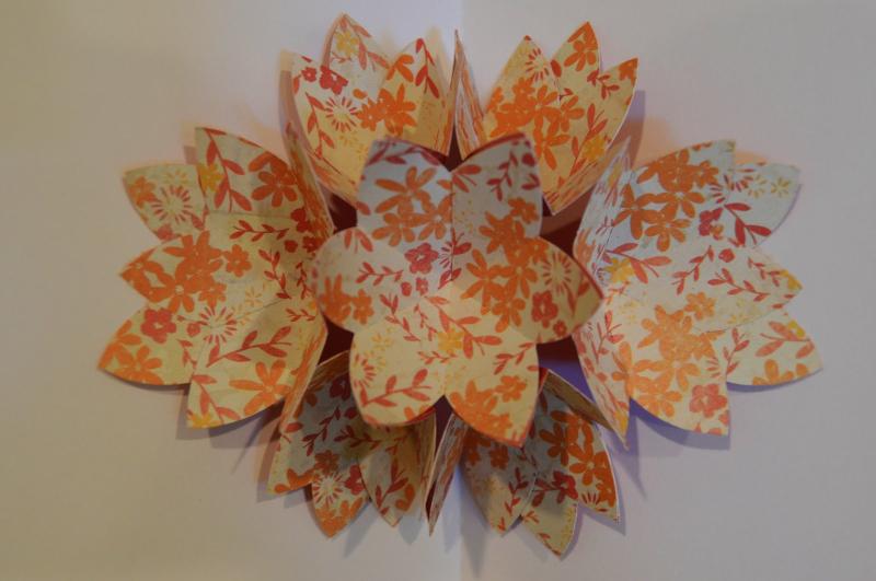 Rhonda zmikly - flower pop up card 1