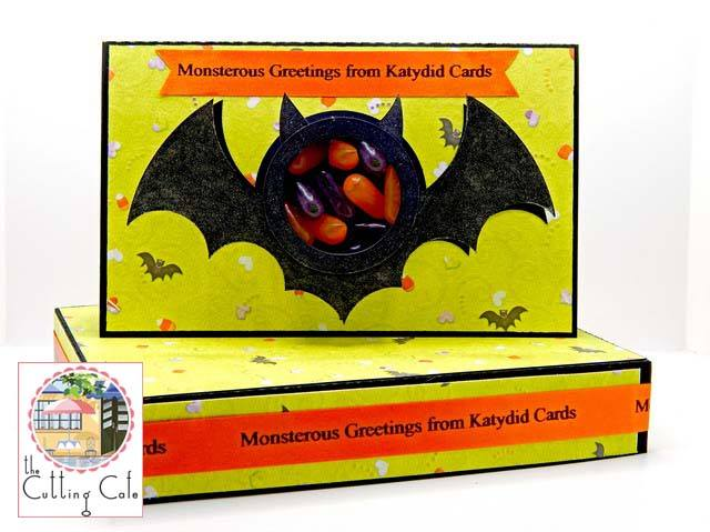 Halloween and fall treat cup cards - kim venezia