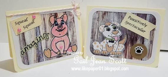 Gail - animal friends