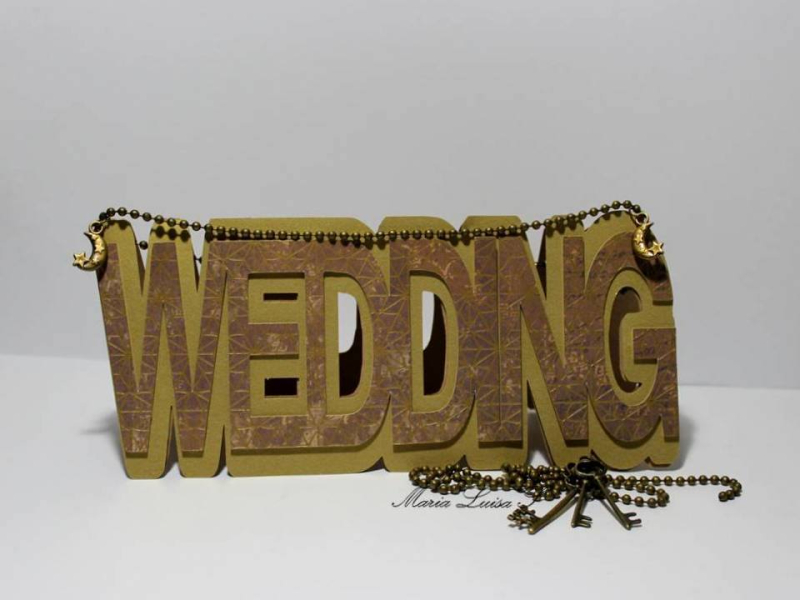 WEDDING - MARIA L