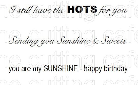 Blog sun
