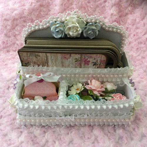 STATIONERY CADDY - SHERYL WILDER