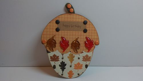 Halloween and fall shaker cards - Audrey Long