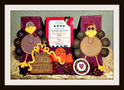 Thanksgiving Day - Tina Goodwin