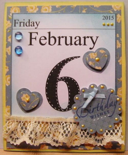 2015 DAY CALENDAR SET - Rhonda Zmikly