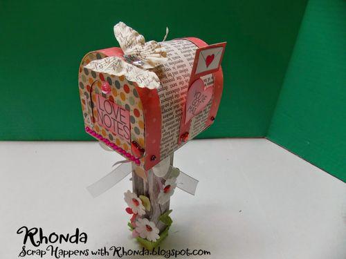 MAILBOX TEMPLATE -Rhonda Emery