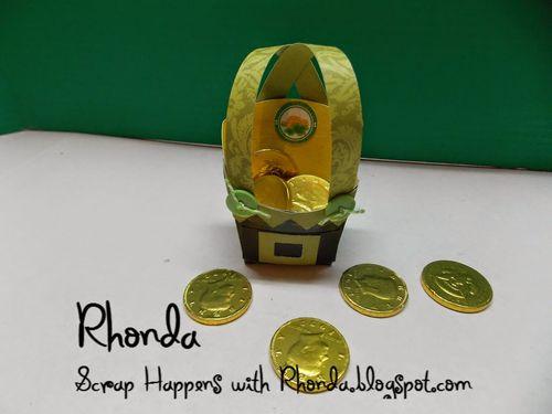 Fun with fry boxes -Rhonda Emery