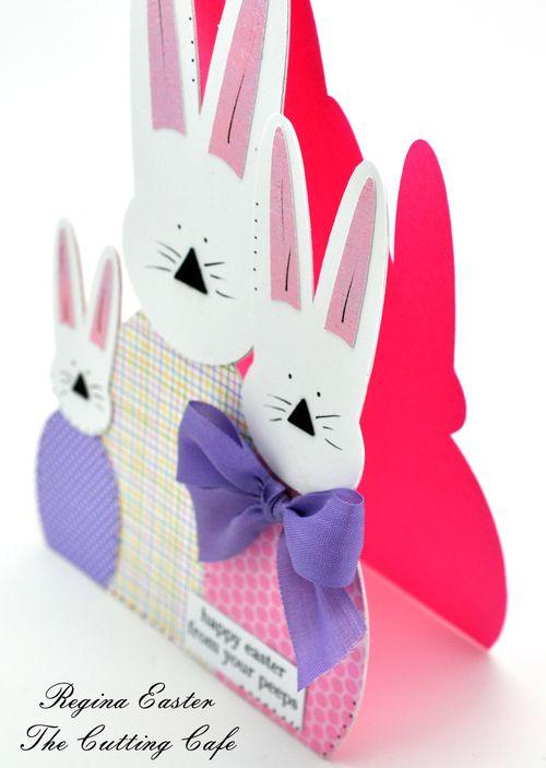 Bunny trio 1