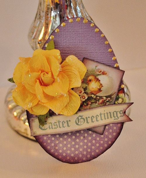 Easter goodie box - Lisa Snowdy