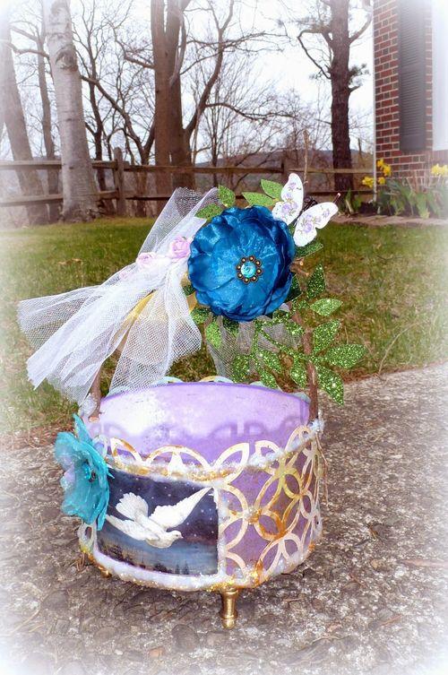 Round Easter Basket - Mitra Pratt
