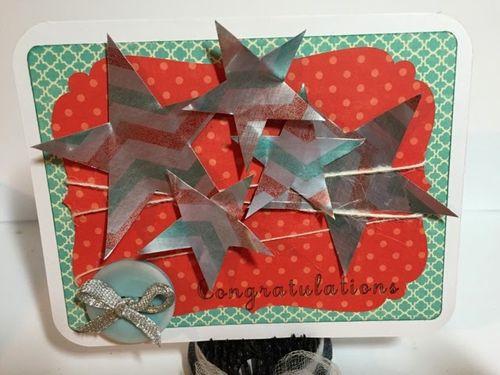 Christmas Chevron Backgrounds - Keri Parish