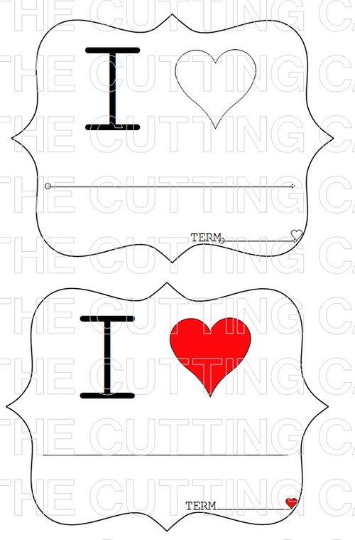HEART TITLE