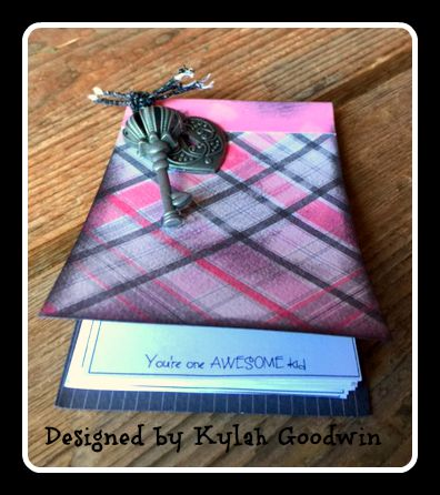 Mini note pad and card set - Kylah Goodwin