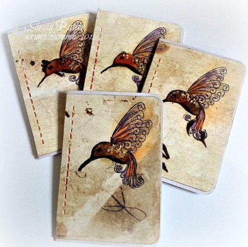 Notecards birds