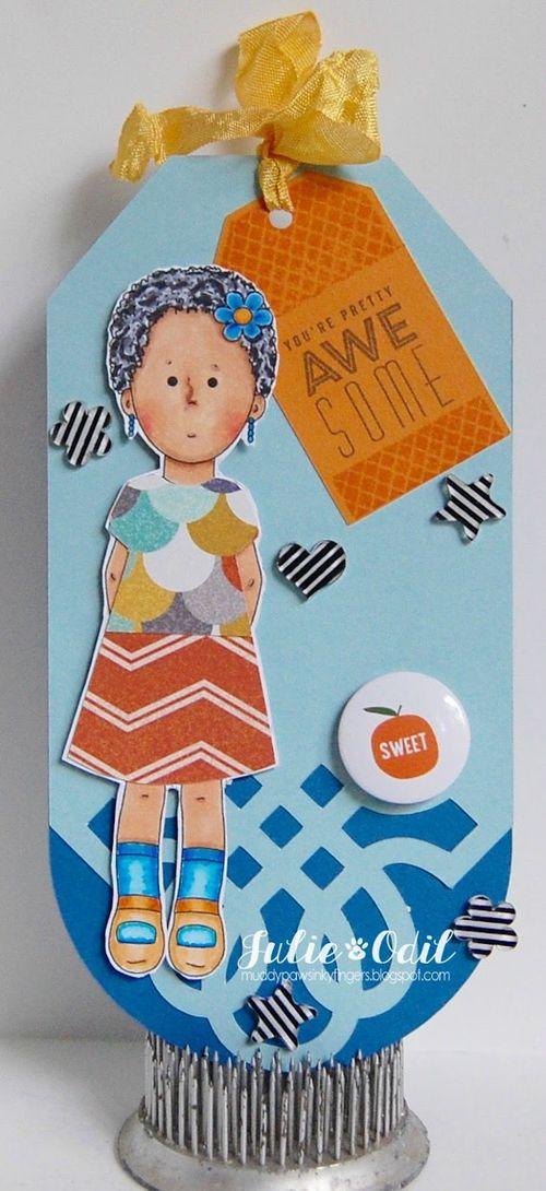Big girls rose b. - Julie Odil