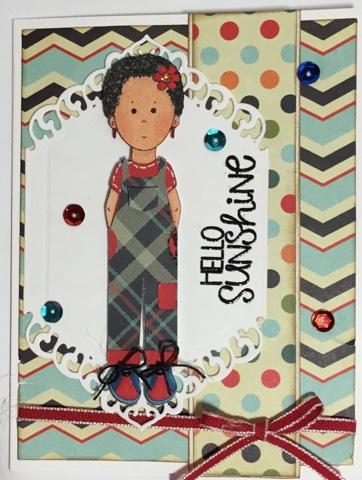 Big girls rose b. - Keri Parish