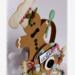 Gingerbread shaped card set - lisa minckler