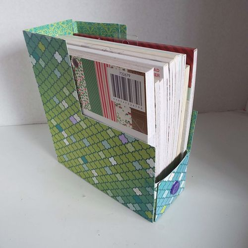 File Folder Box Holder set - Deanna Mulder