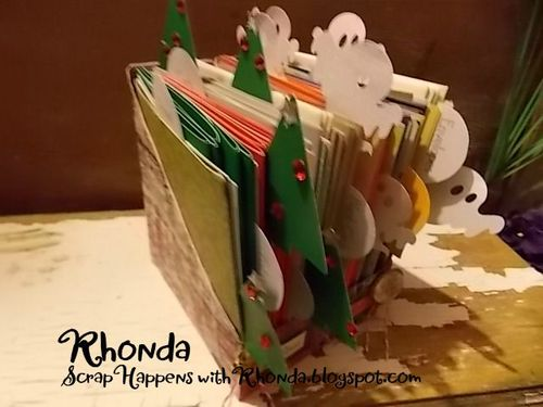 File Folder Box Holder set - Rhonda Emery