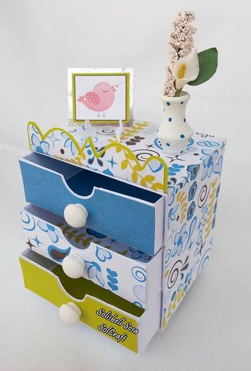 Dresser box - Solisbell Sosa