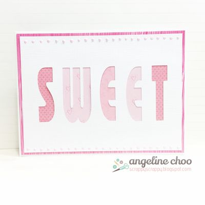 Angeline Choo - sweet big expressions