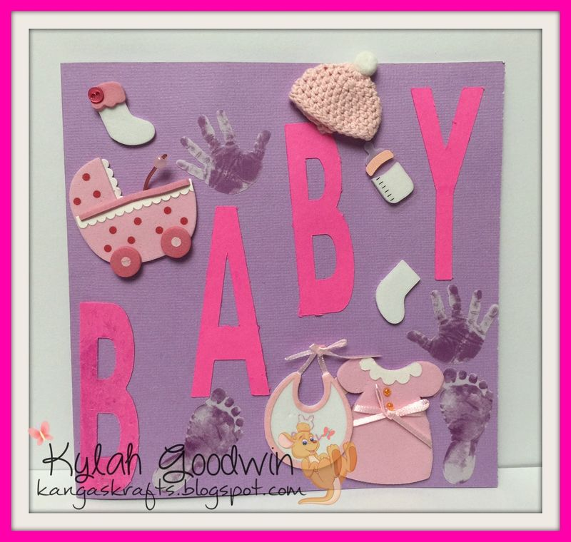BABY WORD BOOK - KYLAH GOODWIN