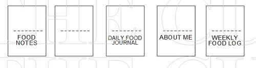 FOOD JOURNAL 2
