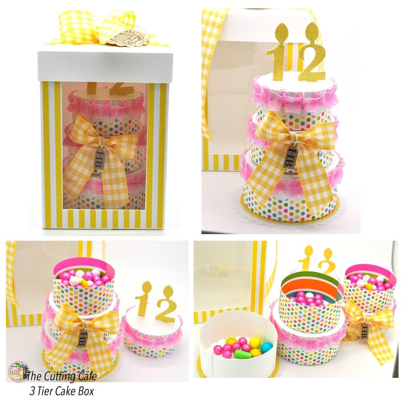 3 tier cake full pictures