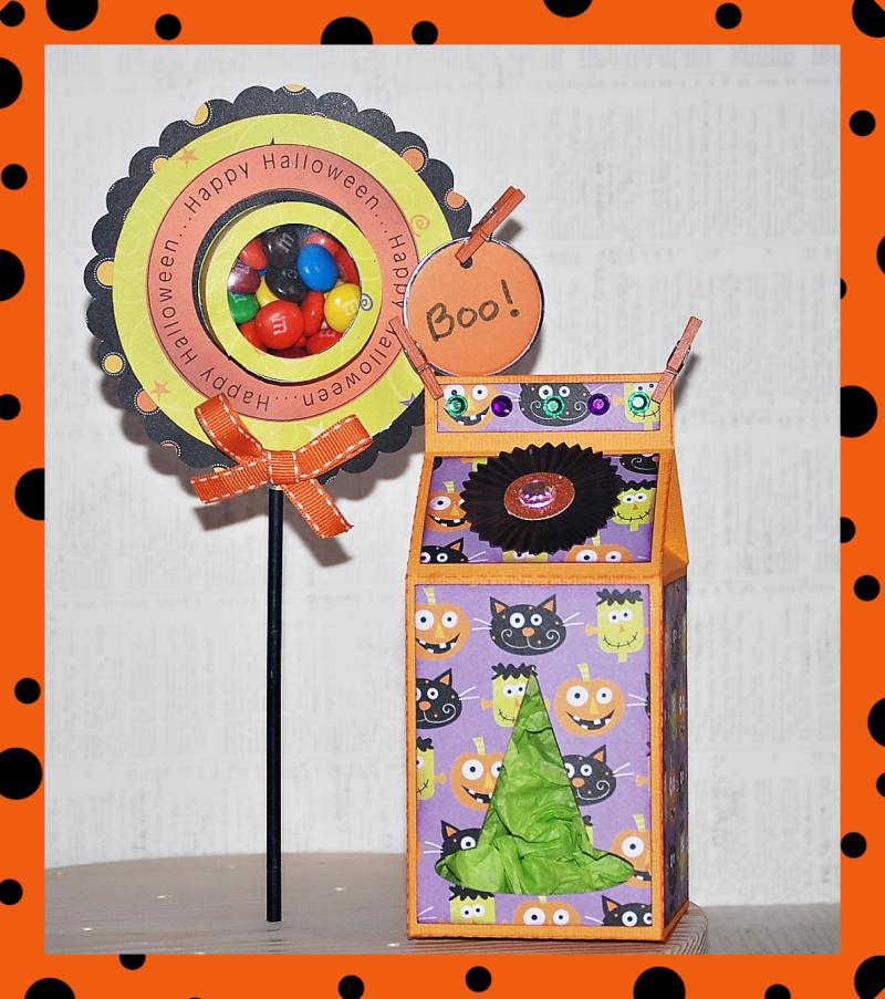 Halloween and fall milk cartons - Mike DezinesbyEM
