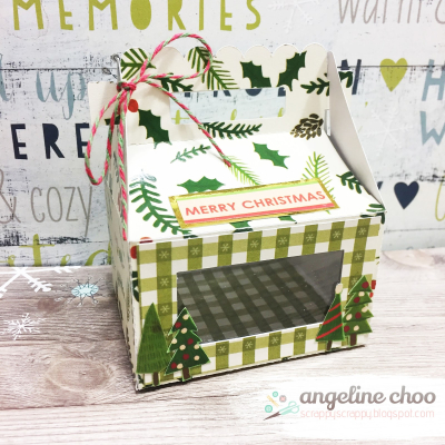 GABEL BOX - Angeline choo